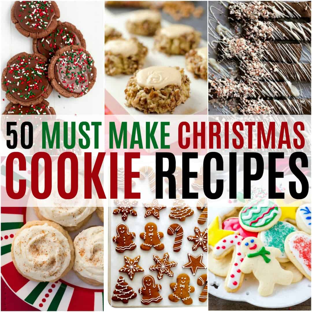 50 Must Make Christmas Cookies Real Housemoms