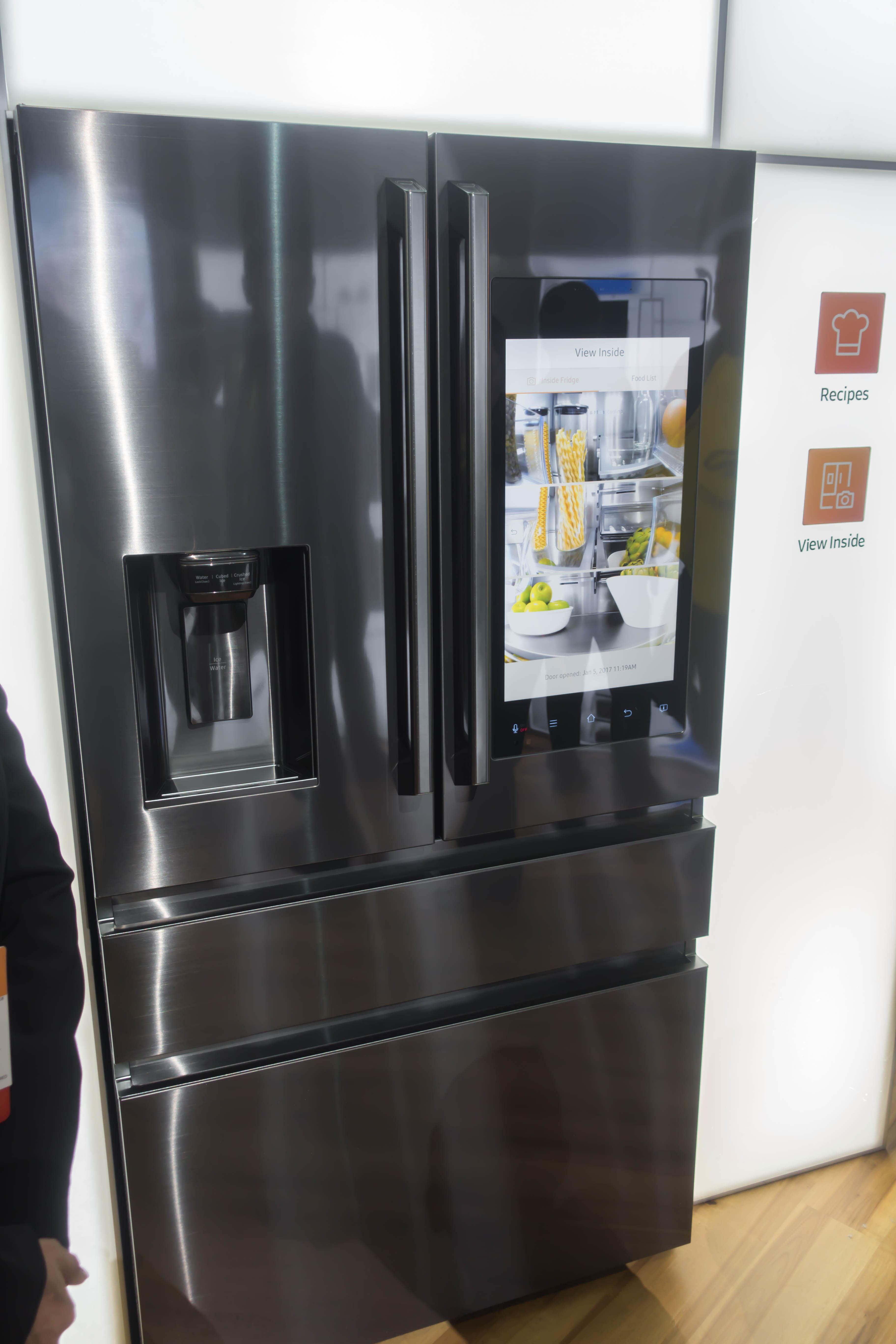 My Dream Kitchen Fashionandstylepolice: Samsung CES 2017