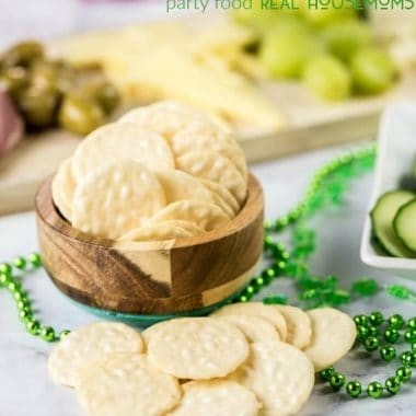 No Fuss St. Patrick's Day Party Food