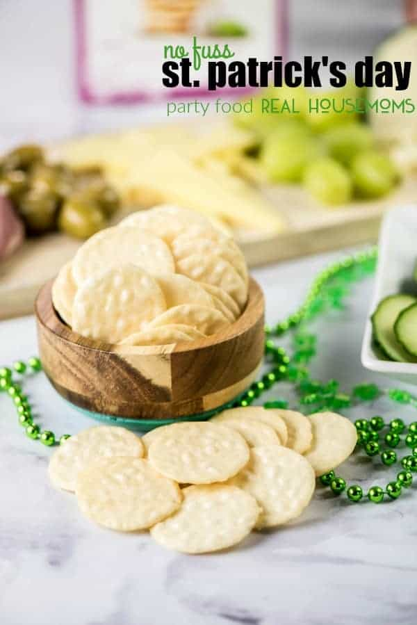 No Fuss St Patricks Day Party Food Real Housemoms