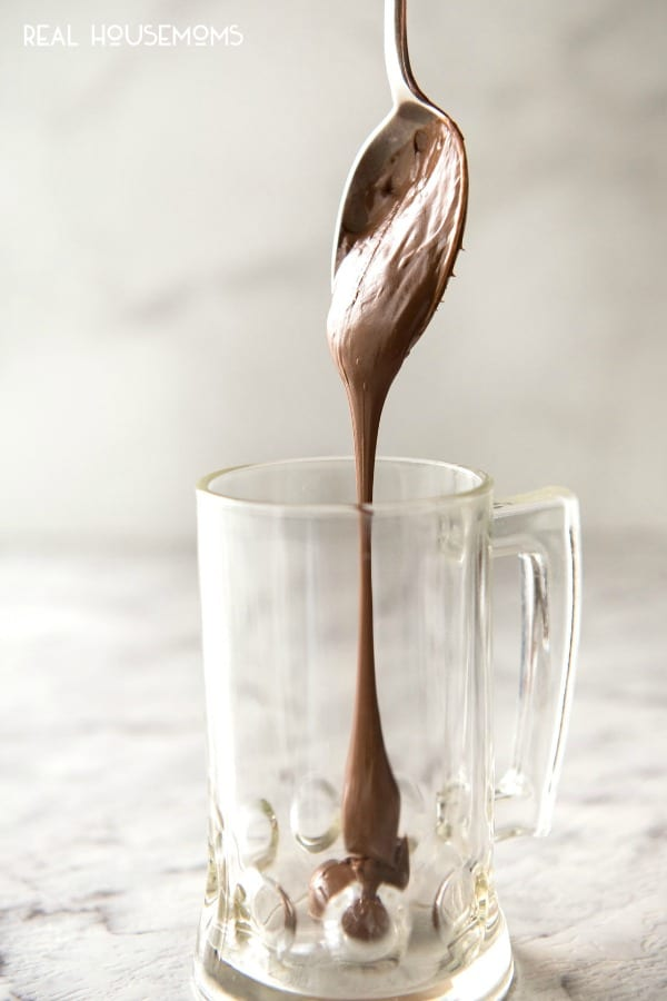 For all Nutella lovers! Why settle for ordinary hot chocolate when you can have Nutella Hot Chocolate?!?