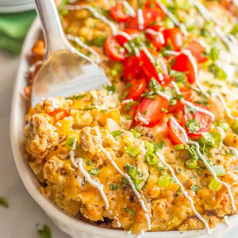 Overnight Crock Pot Breakfast Casserole Real Housemoms