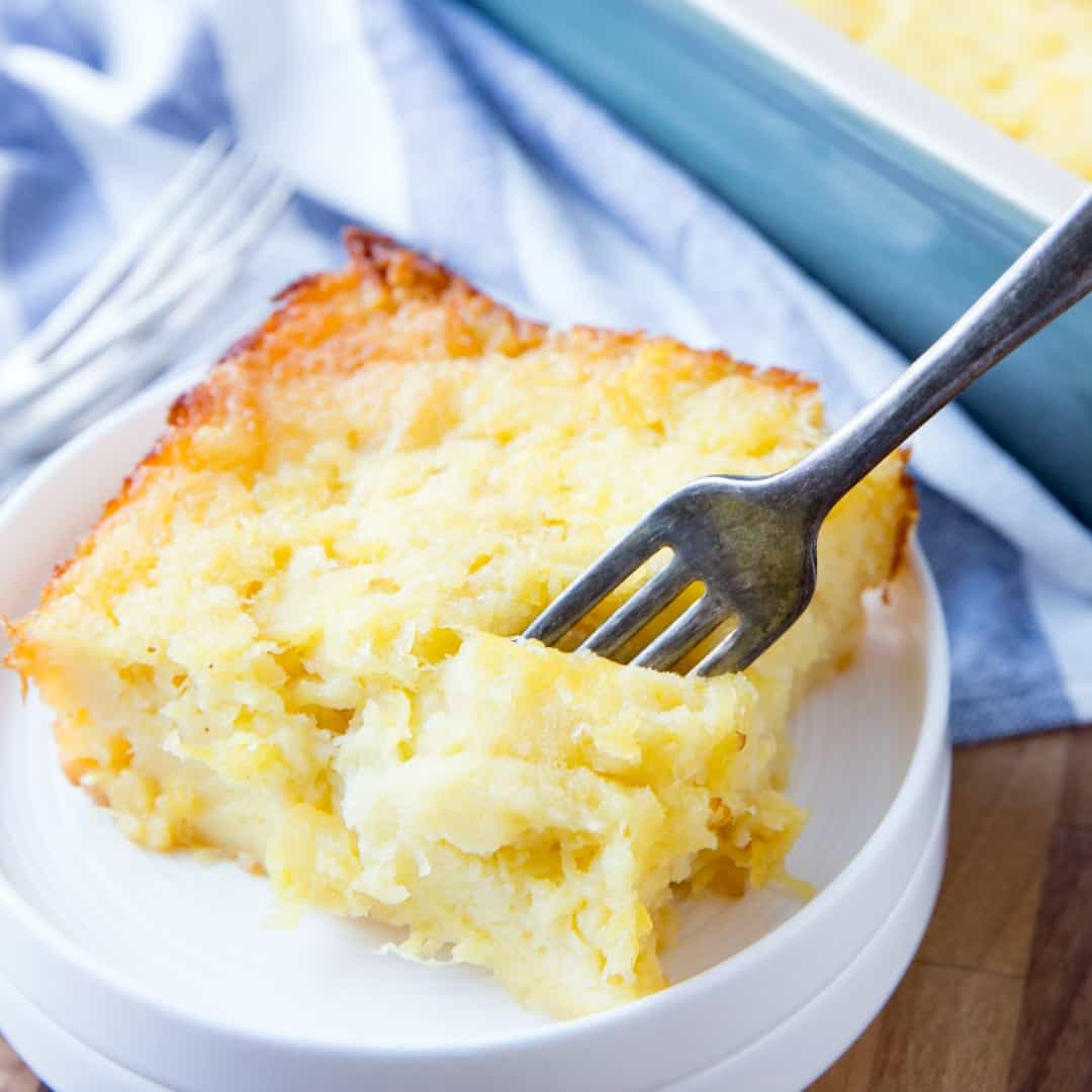 recipe: pineapple casserole recipe [14]