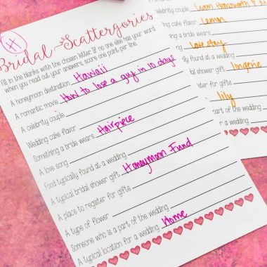 image about Scattergories Lists 1-12 Printable identify Do-it-yourself Additional Archives ⋆ Accurate Housemoms