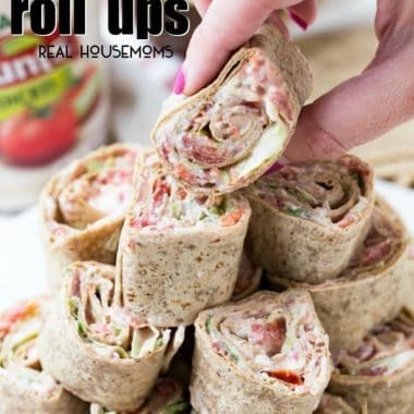 Ranch BLT Roll Ups