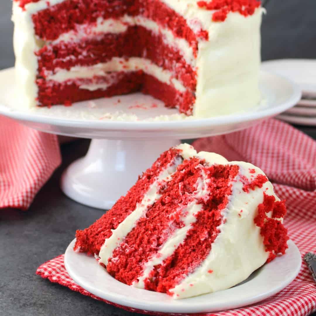 Red Velvet Cake Recipe Real Housemoms