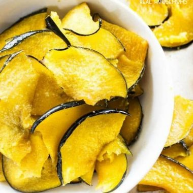 Roasted Acorn Squash is a perfect side dish for this holiday season. With a little olive oil and seasonings, it is the perfect way to enjoy fall's best offering!