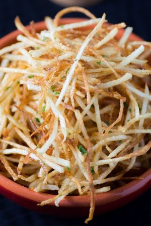 Ruth's Chris Shoestring Fries