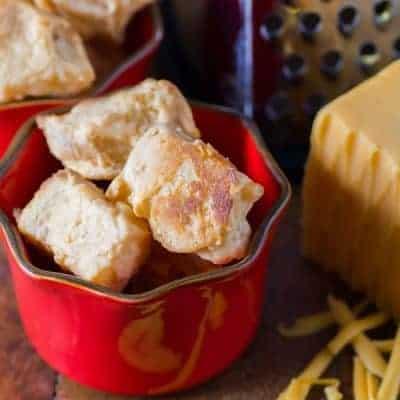 Scrumptious Cheese Puffs