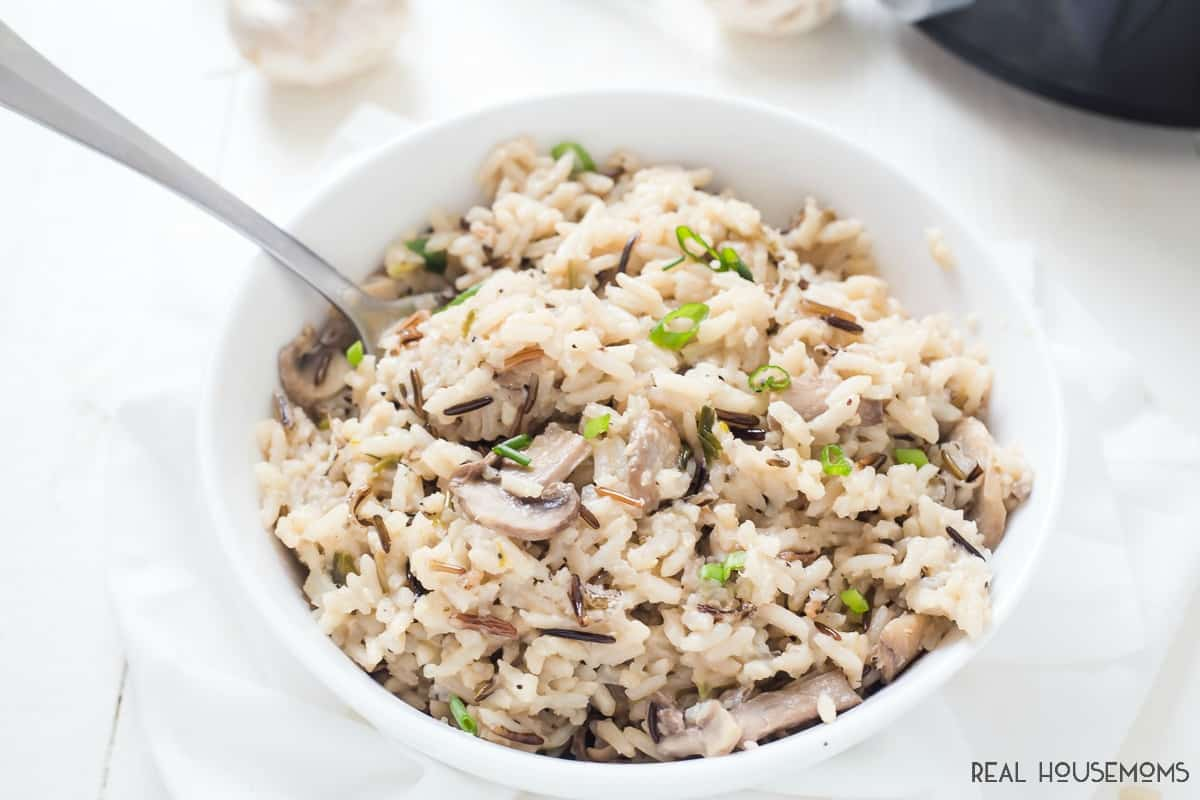 Slow Cooker Wild Rice Pilaf recommend