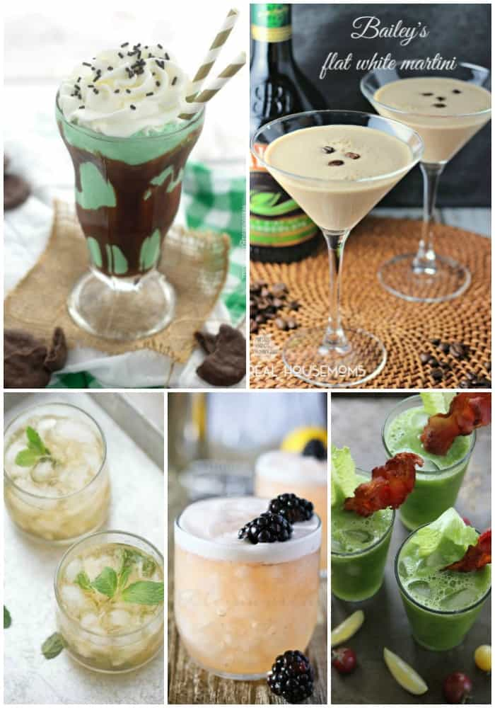 What's a St. Patrick's Day party without a festive drink?! We're here to help you celebrate with these 25 ST. PATRICK'S DAY COCKTAILS that'll make anyone feel more Irish!