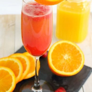 Strawberry Tequila Sunrise