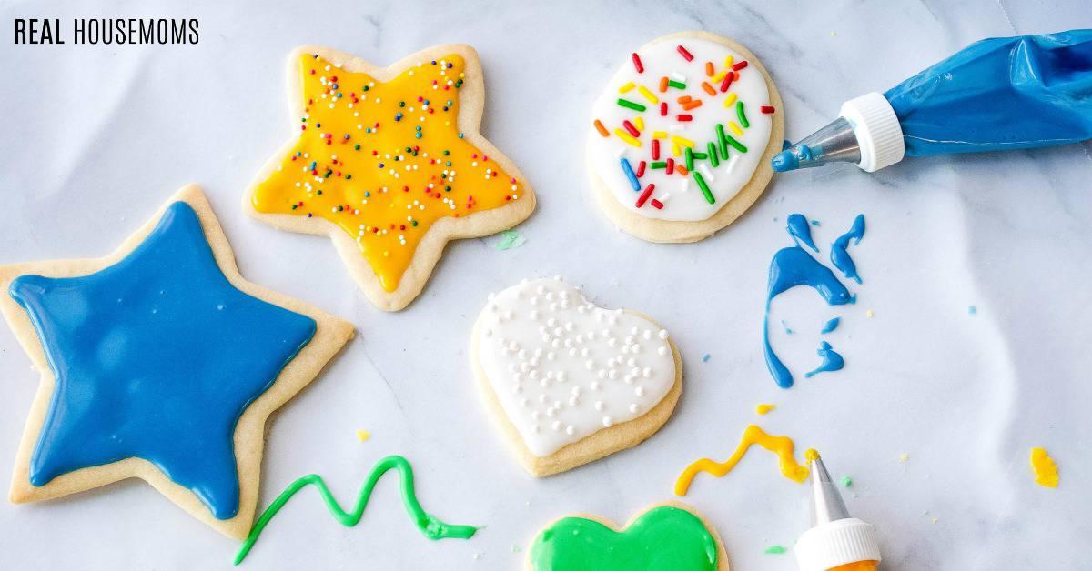 Sugar Cookie Icing Real Housemoms