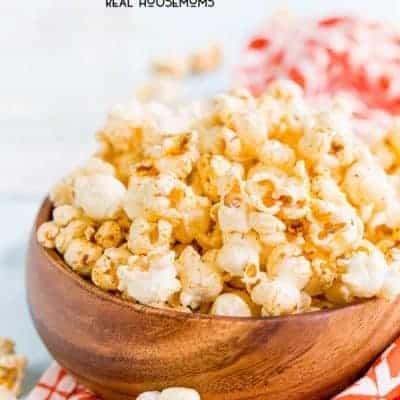 Sweet & Smoky Popcorn