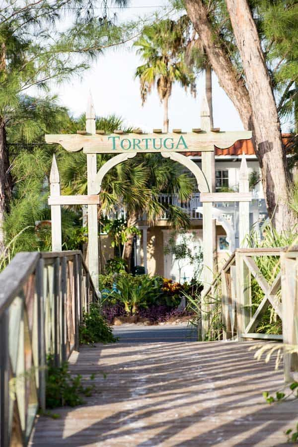 Tortuga Inn Beach Resort Anna Maria Island