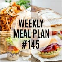 Dinner doesn't have to be a hassle, and this week's meal plan recipes are here to remind you to keep it simple!