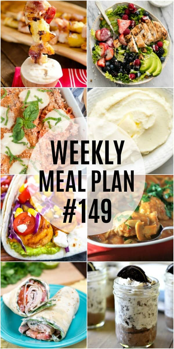 Loaded with flavor, this week's Meal Plan recipes are guaranteed to become family favorites!