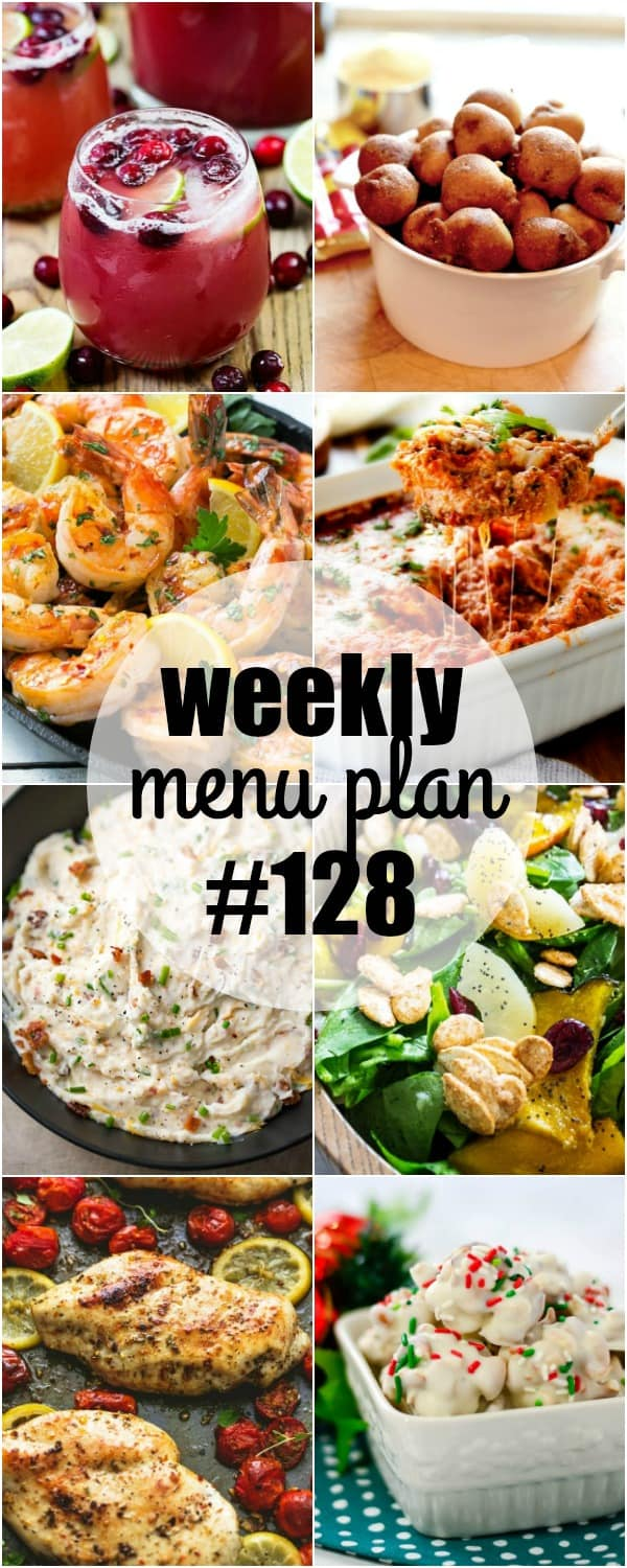 This week's menu plan recipes are tried-and-true family favorites that I've been making for years. Leftover night is about to become everyone's favorite!