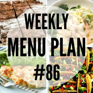 This week's Menu Plan recipes will rival any restaurant!