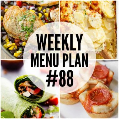 Everyone will come running to the table when you serve up this week's Menu Plan recipes!