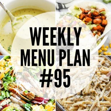 This week's Menu Plan recipes are sure to become favorites with your family!