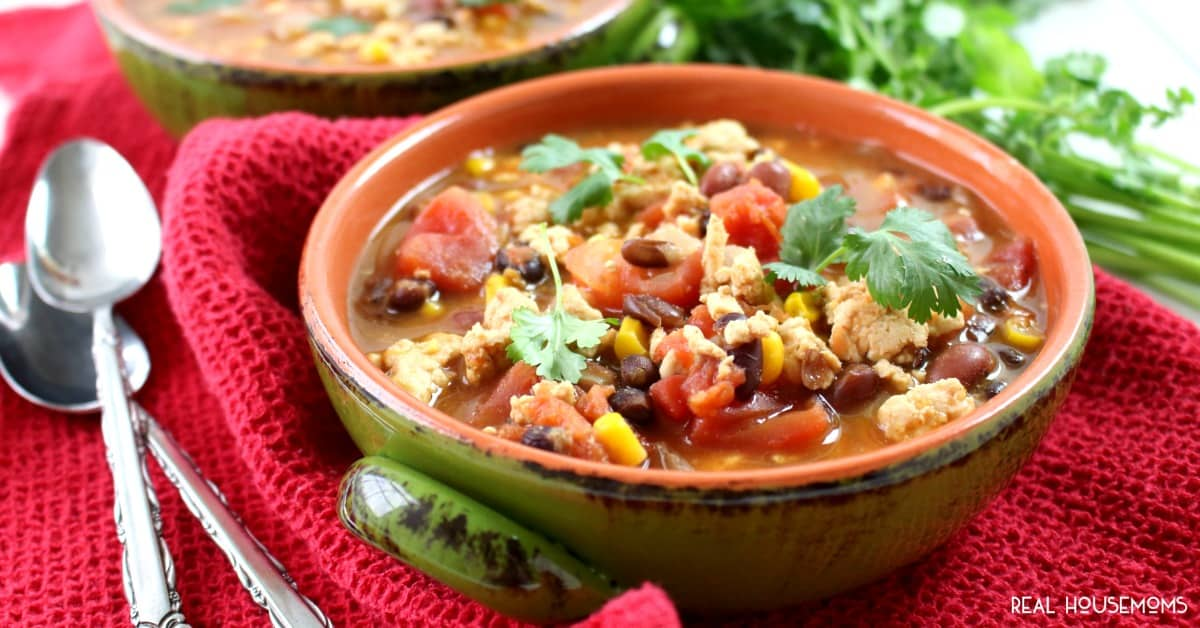 Weight Watchers Taco Soup Real Housemoms