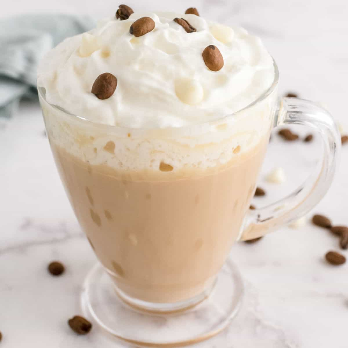 Copycat Starbucks White Chocolate Mocha Latte Real Housemoms