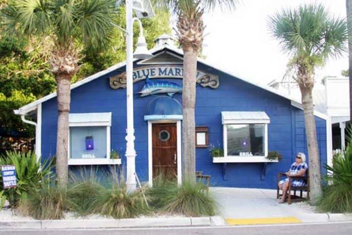 Blue Marlin Restaurant Anna Maria Island