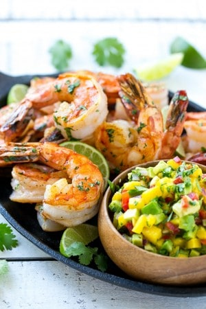 cilantro lime shrimp 2