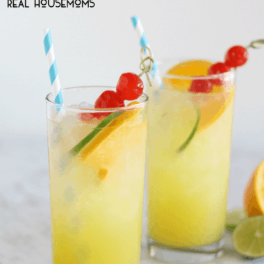 Citrus Almond Party Punch