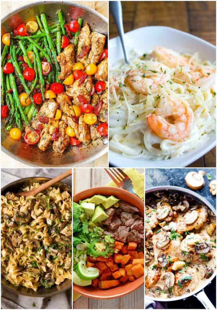 Some nights I don't feel like slaving over the stove for hours. Thank goodness for these 30 mins or less dinners that will leave everyone asking for seconds!