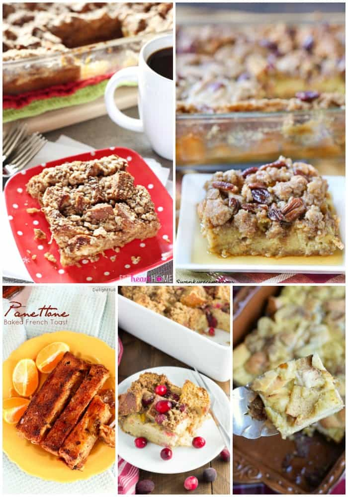 holiday french toast casserole recipes
