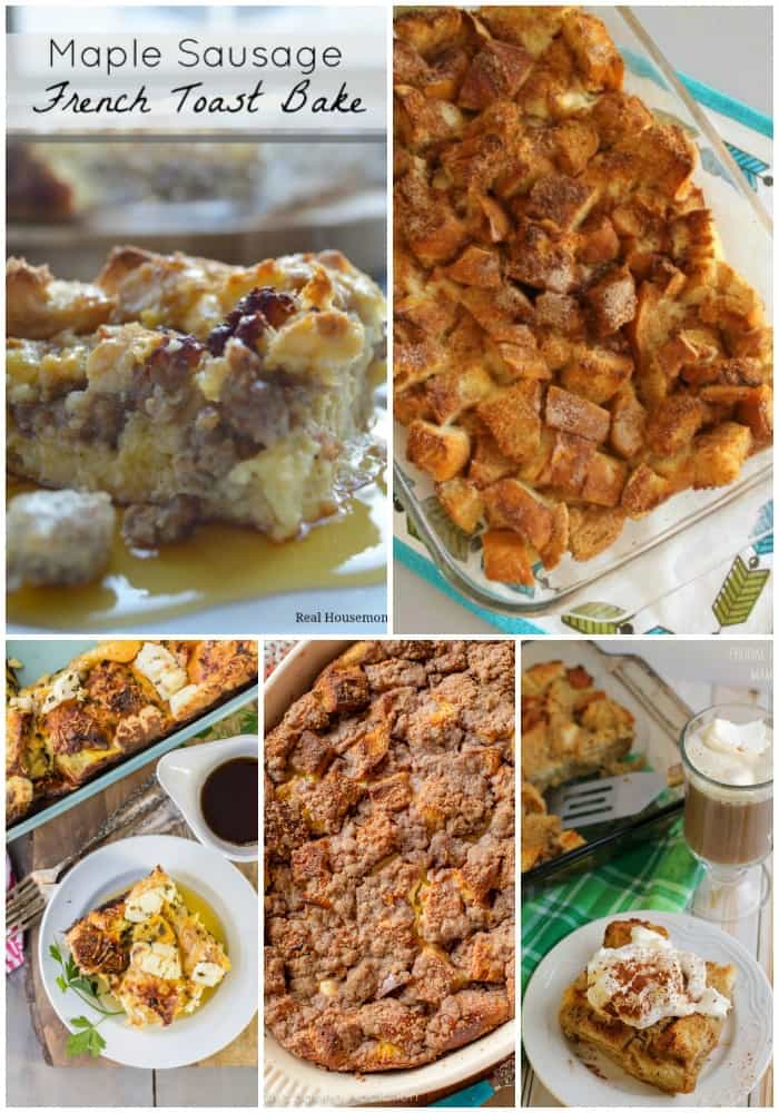 classic french toast casserole recipes