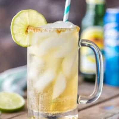 Ginger Beer Fizz