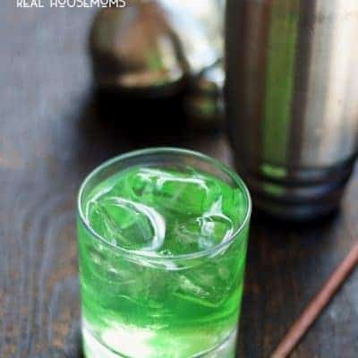 Green Goblin Cocktail