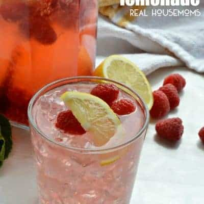 Hard Raspberry Lemonade