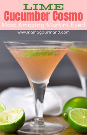 lime cucumber cosmo image