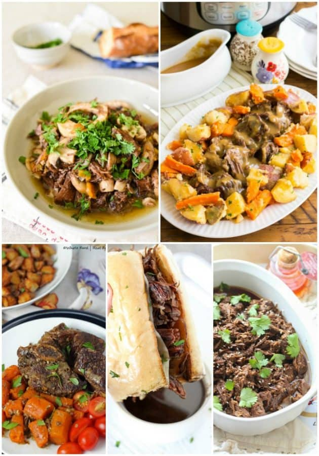 Beef Pressure Cooker Recipes
