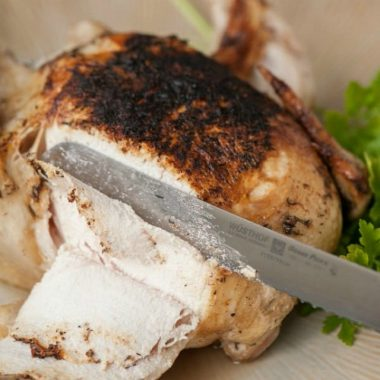 The only way to cook an entire juicy and tasty chicken in under thirty minutes while locking in the most flavor is by making an Instant Pot Whole Chicken!