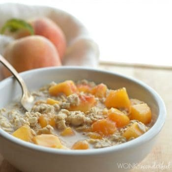 vegan-peaches-cream-oatmeal-33