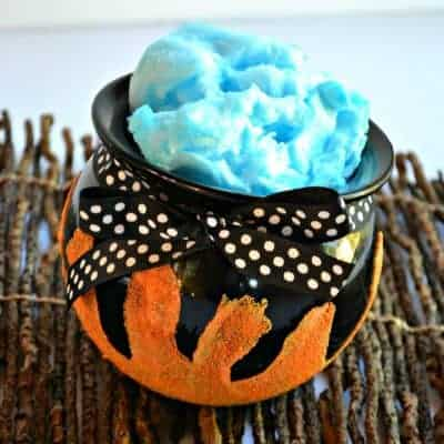 Witch's Brew Cauldron Halloween Favor