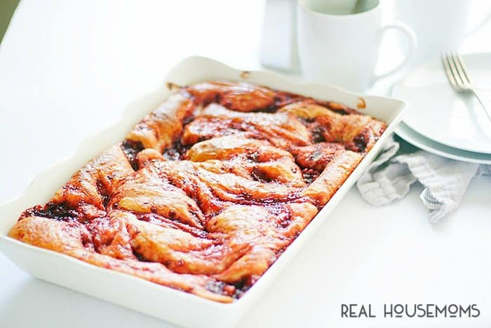 No matter the occasion, this YEAST RAISED RASPBERRY COFFEECAKE will be a hit at your next brunch!